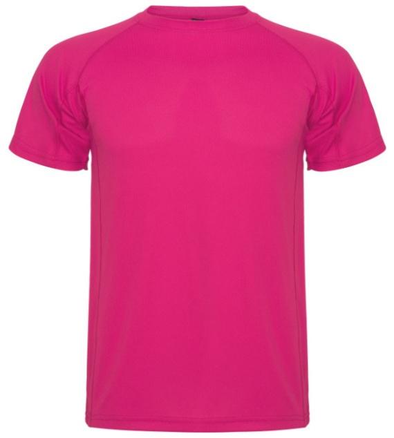 Pánské Dětské sportovní tričko Montecarlo - růže  69e5464e8b