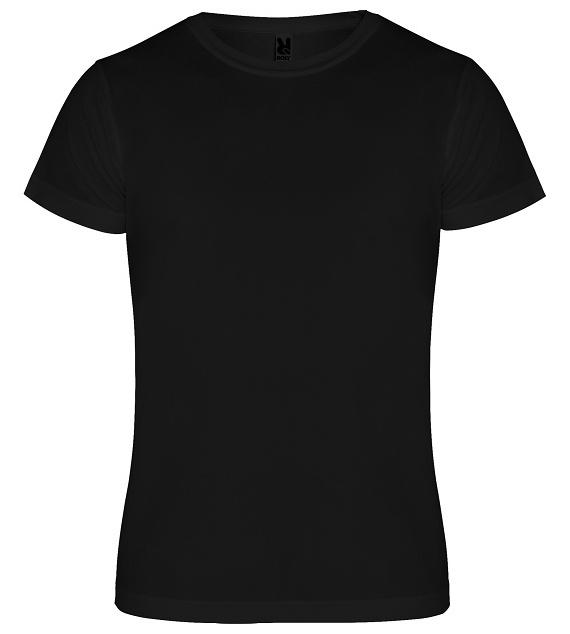 Pánské Dětské sportovní tričko Camimera - černá  24328ec937