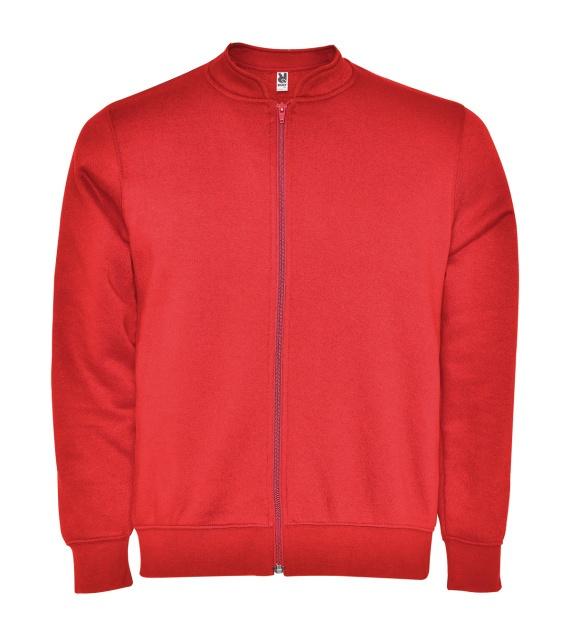 Pánská mikina Elbrus - červená  a14104f5bc